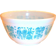 SOLD Pyrex 1 1/2 Qt. Butterprint Glass Mixing Bowl