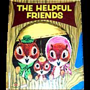 Wonder Books: The Helpful Friends - 1955