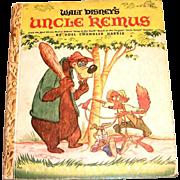 Walt Disney's: Uncle Remus Children's Book - 1946