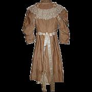SOLD 1880's Girls Dress