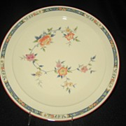 "SOLD Noritake ""China Song"" Dinner Plates - 6 Available"