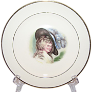 Gainsborough Series Plate - Atlas China Co., Inc.
