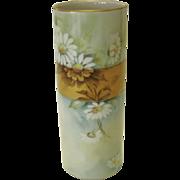 SALE Gerold Porzellan Cylindrical Vase - Western Germany