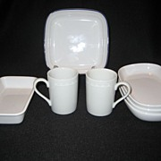SALE 7 Pieces Of Airline Dishes - Various Airlines