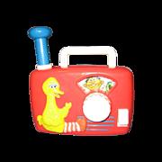 Illco Sesame Street Child's Radio