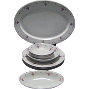 SALE 9 Pieces of O.P. CO. Syracuse China