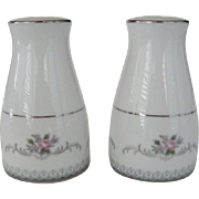 SALE Noritake Salt and Pepper Shakers