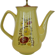 Taylor, Smith & Taylor Indian Summer Coffee Pot and Lid