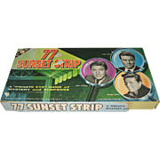 SOLD 77 Sunset Strip Board Game by Lowell Toys