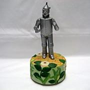 SOLD Schmid Wizard of Oz Tin Man Music Box