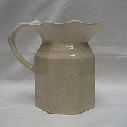 SALE Mason's Ironstone Small Jug