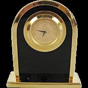 SALE Texas A&M University Desk Clock