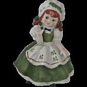Irish Girl Figurine