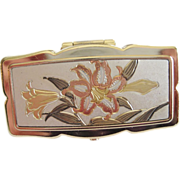 Original Chokin Art Collection Lipstick Holder - Japan
