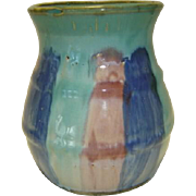 SALE Hull Pottery Early Art Vase - 1920's