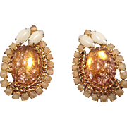 Gorgeous Hobe Earrings