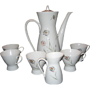 SALE Rosenthal Coffee Set