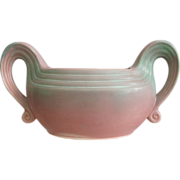 REDUCED RumRill Pottery Console Bowl #303, Circa 1935
