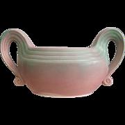 REDUCED RumRill Pottery Console Bowl #303, Circa 1935