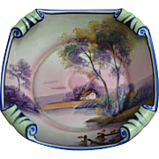 REDUCED Fabulous Noritake Hand Painted Bowl, Ca. 1930
