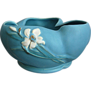 "Weller Pottery ""Bouquet"" Bowl #B-8, Circa 1937"