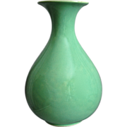 Cowan Pottery Vase #932, April Green, Circa 1929