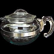 SOLD Pyrex Flameware Teapot Kettle