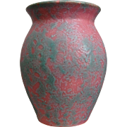 Burley Winter Pottery Vase #56, Circa 1930