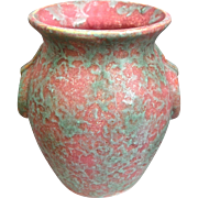 Burley Winter Pottery Vase #53, Circa 1930