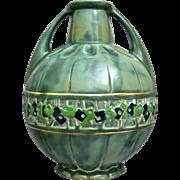 Austrian Secessionist Style Vase, Circa 1920