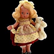 "Nancy Ann Storybook ""Goldylocks and the Baby Bear"" in original box"