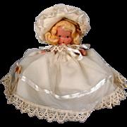 "Nancy Ann Storybook doll #186 ""Sunday's Child"" JL"