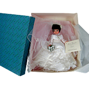 """1996 Madame Alexander """"Father if the Bride"""" doll"""