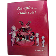 """Out of Print """" Kewpies Dolls and Art"""" by Axe"""