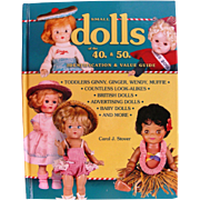 """""""Small Dolls of the 40""""s and 50""""s """" by Stover"""