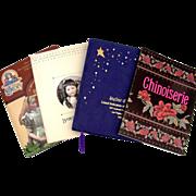 4 Vintage UFDC Convention Souvenit Books