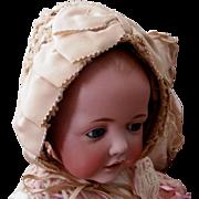 """Vintage """"Petits Chapeaux"""" Doll Bonnet"""