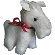 REDUCED A&L Novelty Animal Playland Westie Terrier