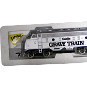 Bachman HO scale Gaines Gravy Train train set NIB
