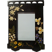 AESTHETIC  Movement  Ebonized Easel Picture Frame