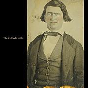 REDUCED Antique Civil War Era Daguerrotype With Questionable Pose