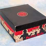 Portis Hats Men's Vintage Hat Box