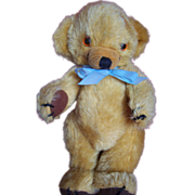 SOLD Cute Small  Merrythought Cheeky Teddy Bear, 1970's A/F