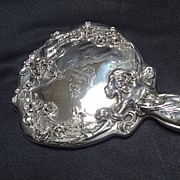 Sterling Hand Mirror