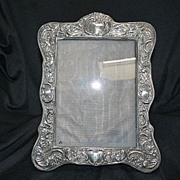 Picture Frame, Sterling