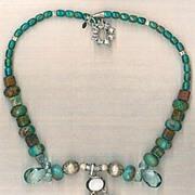 SALE Peruvian Blue Opals : Blue Sky & Drusy
