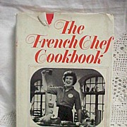 SALE The French Chef Cookbook Julia Child 1968