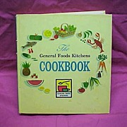 SALE The General Foods Kitchens Cookbook First Edition Printing 1959