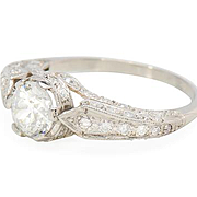Setting Supreme - Diamond Engagement Ring