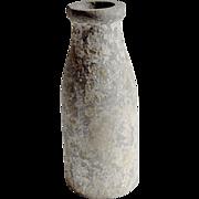 SALE Vintage Carnival Milk Bottle